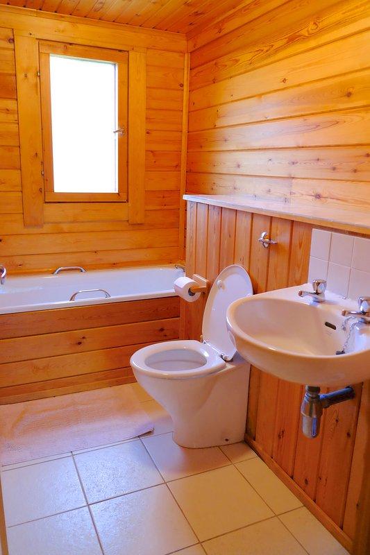 Salle de bain WC.