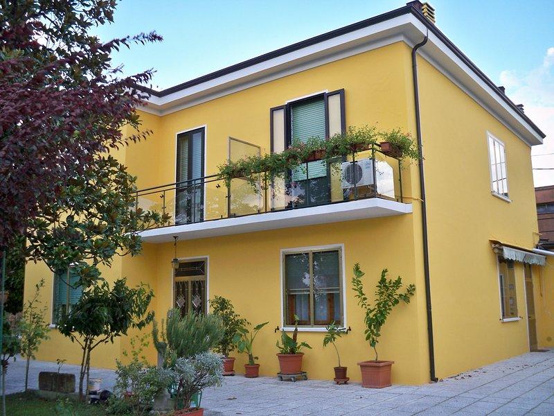 Lacazala, brevi soggiorni a Ferrara, vacation rental in Chiesuol del Fosso