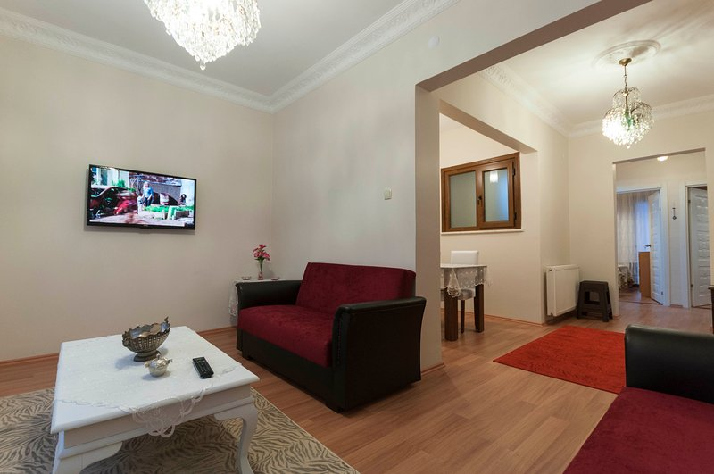 This property also has one of the top-rated locations in Istanbul, vacation rental in Istanbul