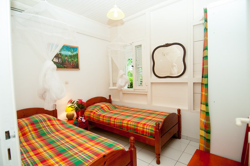 2-bedded room