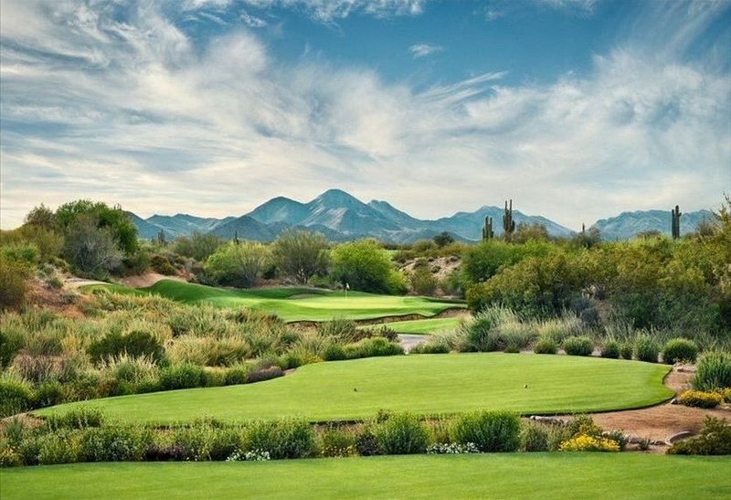 Desert Canyon Golf Course...One of many golf options in Fountain Hills.