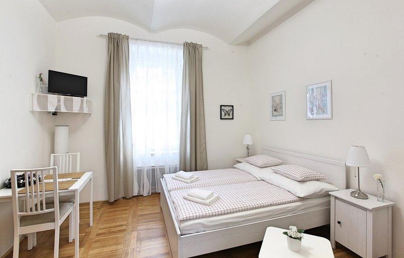 ACA apartment 1 Ostrovského, holiday rental in Jiloviste