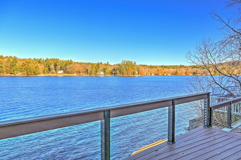 Pack your bags for this exceptional Great Barrington area vacation rental cottage in New Marlborough!