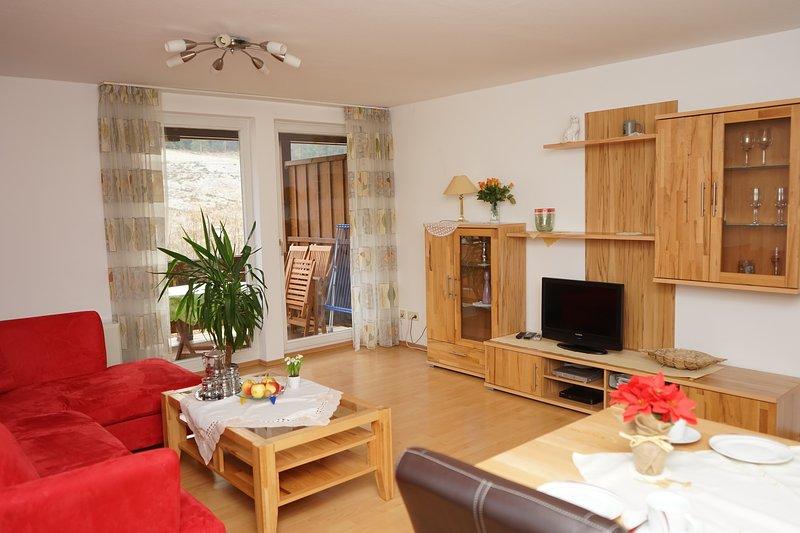 Ferienwohnung Jungbauernhof, aluguéis de temporada em Bad Rippoldsau