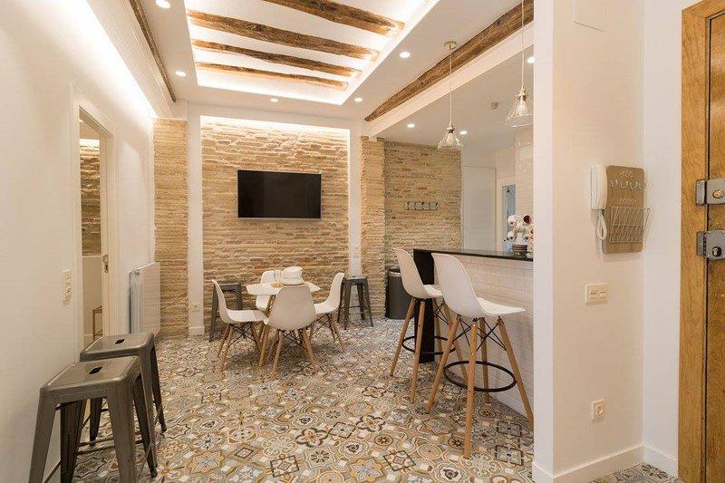 Apartamento Centro Histórico - Puente de Hierro, alquiler de vacaciones en Logroño