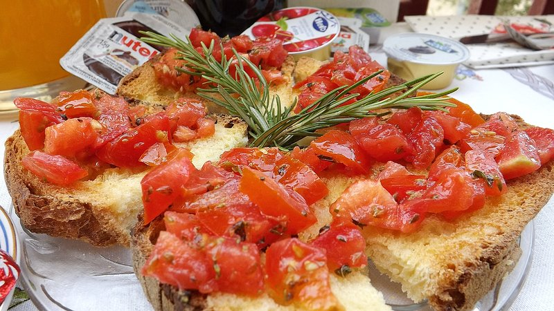"""The Bread of Matera """"The Red fedda"""""""