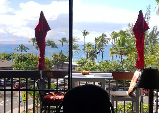 View from Maui Vista 1418