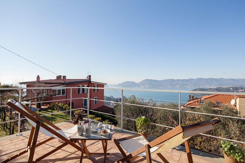 Casa di Pietra, vacation rental in Lerici