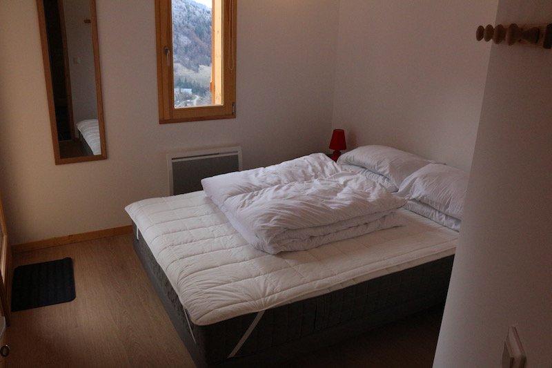 El dormitorio principal