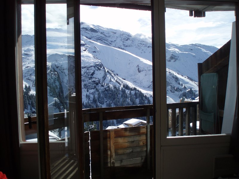Apartment - 150 m from the slopes, holiday rental in Avoriaz