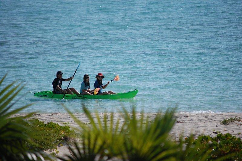 kayaks gratuitos