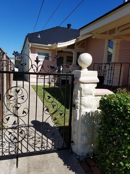 Façade Entrée pour les maisons de porte d'entrée