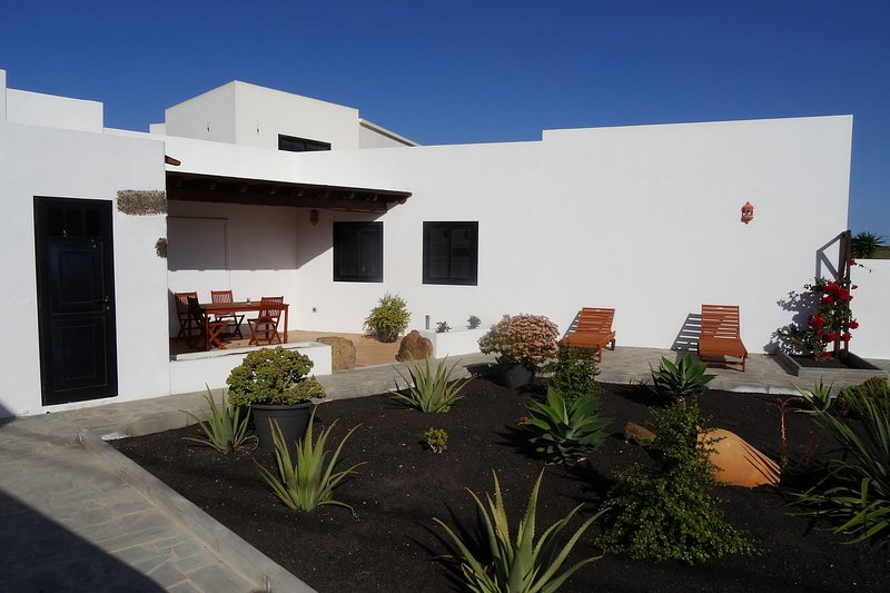 Holiday home Refugio Yuco in La Vegueta, holiday rental in Tiagua