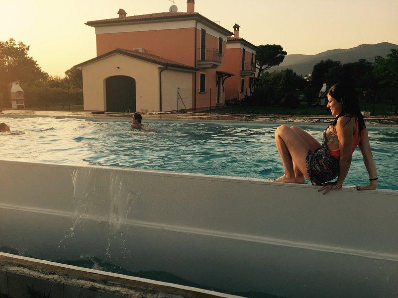 casa delle rose, holiday rental in Castiglion Fiorentino