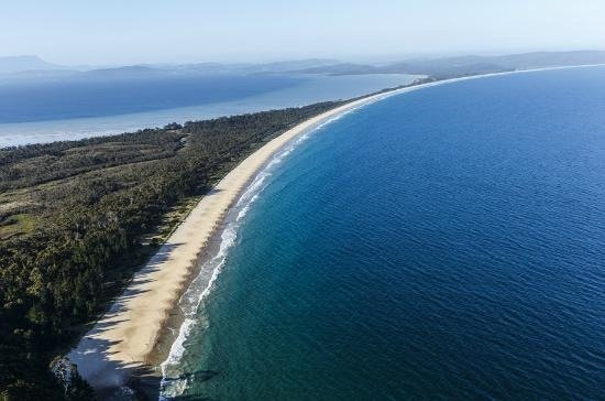 Bruny Island  - ferry is only 20 mins south from the apartment