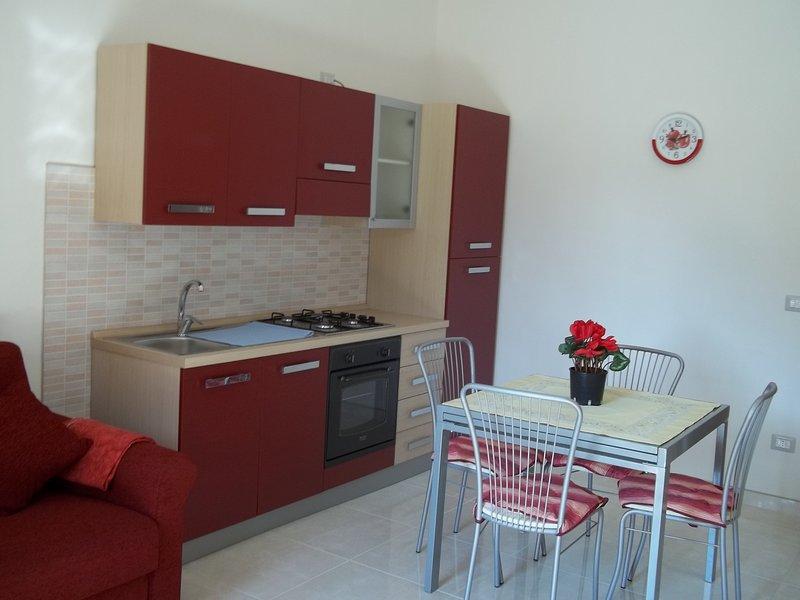 Kitchen View / Stay