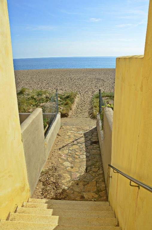 acces to the beach- SA PUNTA COSTA BRAVA