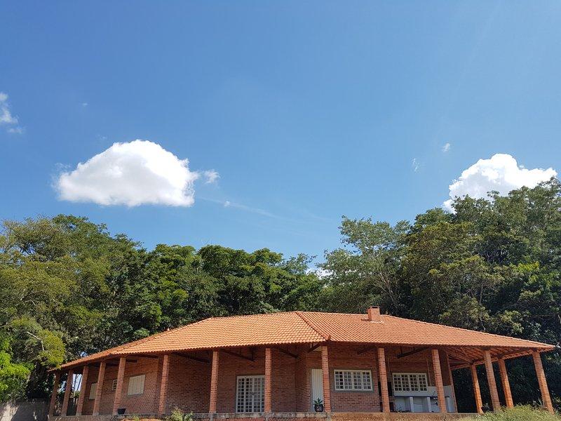Rancho Sol e Lua, alquiler vacacional en Estado de Minas Gerais