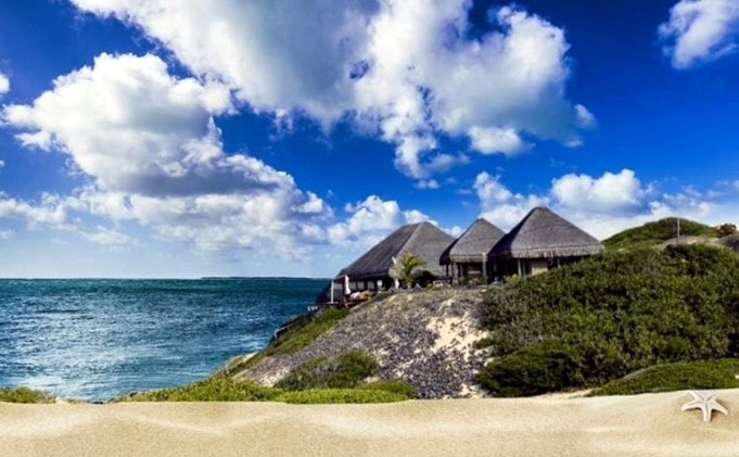Purple Turtle Beach Villa, Mozambique, casa vacanza a Inhambane