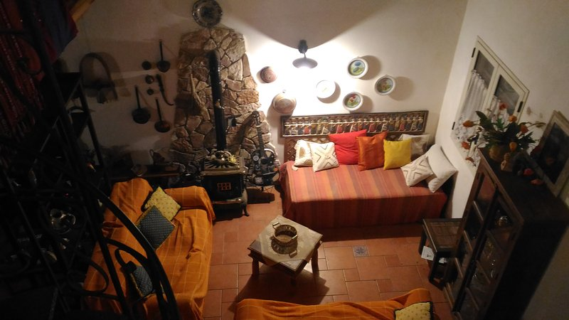 RUSTICO TRENDY 1872 TIPIC SCOPELLO / CASTELLAMMARE, casa vacanza a Scopello