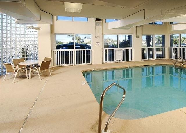 Caribbean Indoor Pool