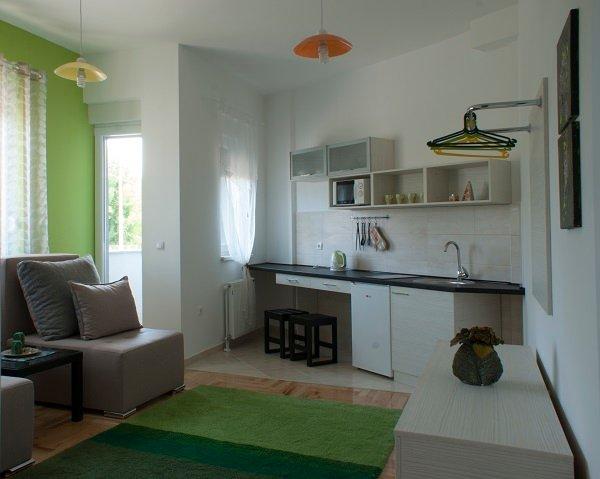 Novi Sad apartmani Forget Me Not -green, vacation rental in Novi Sad