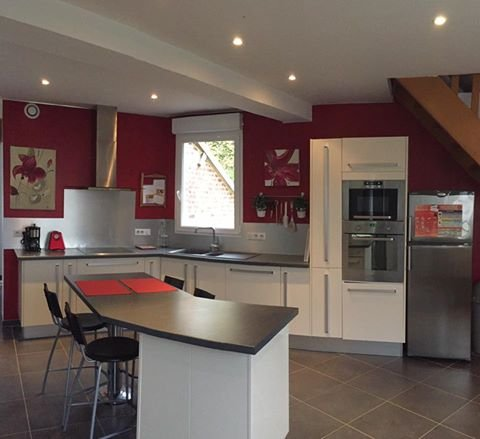 Le Cottage de Lucie et Antoine, location de vacances à Ribemont