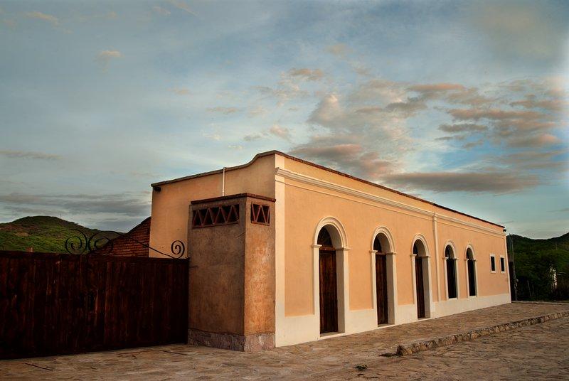 Casa Santa Cruz, alquiler vacacional en El Triunfo