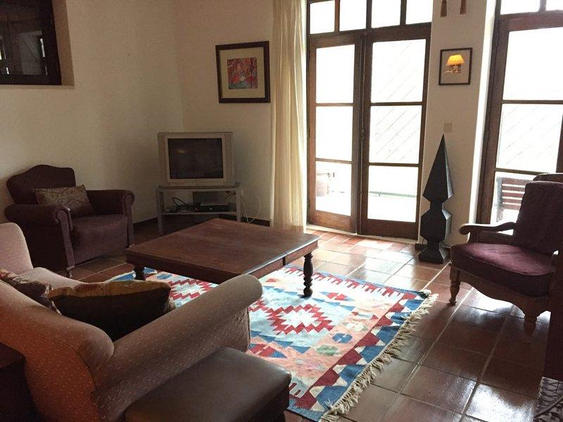 TVG sittinsitting Raum mit Platz zum Entspannen