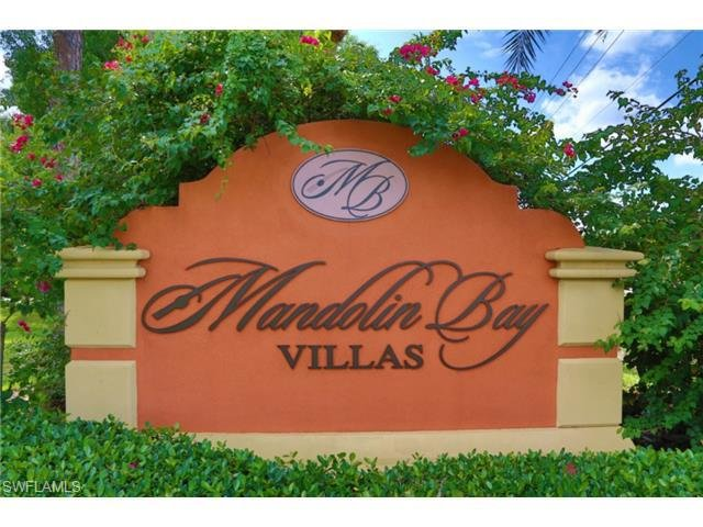 Mandolin Bay Villas is a popular, newer, gated, quiet and friendly community.
