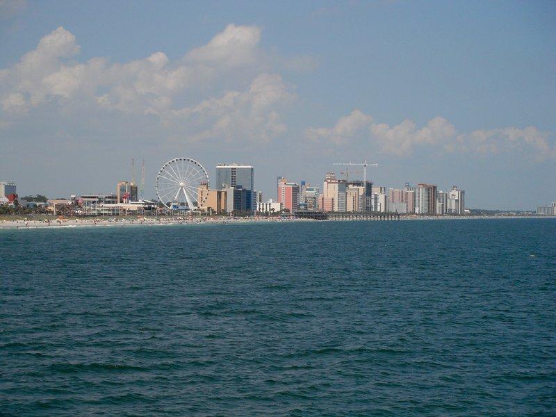 The Myrtle Beach Skywheel.