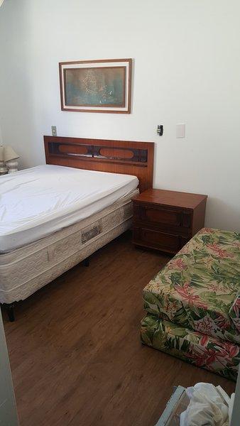 Apartamento pertinho da praia (Canasvieiras), location de vacances à Governador Celso Ramos