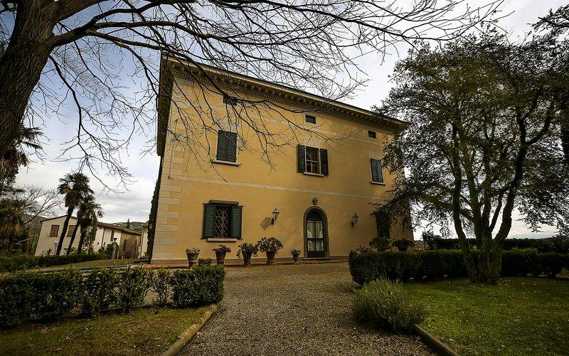 Villa Le Colline, holiday rental in Limite Sull'Arno