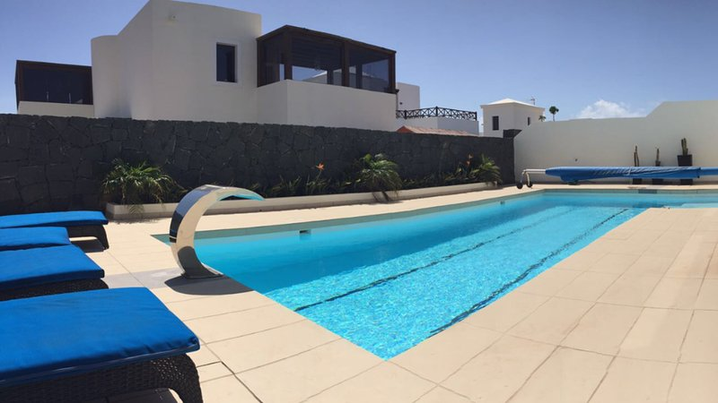 Waste away your days in our stunning 10 meter pool
