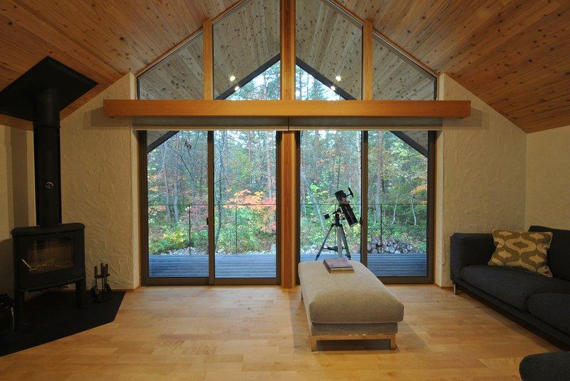 Muskoka House — Stunning architect-designed chalet, vacation rental in Chubu