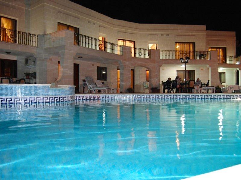 Villa Desiderata swimming pool