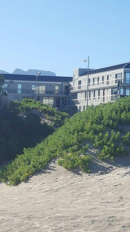 Longbeach Appartement flats van het strand