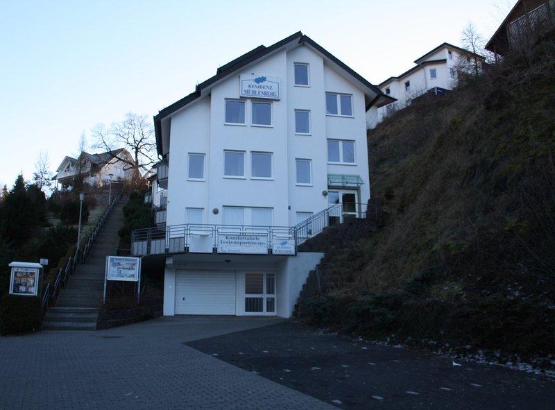 la opinión del edificio