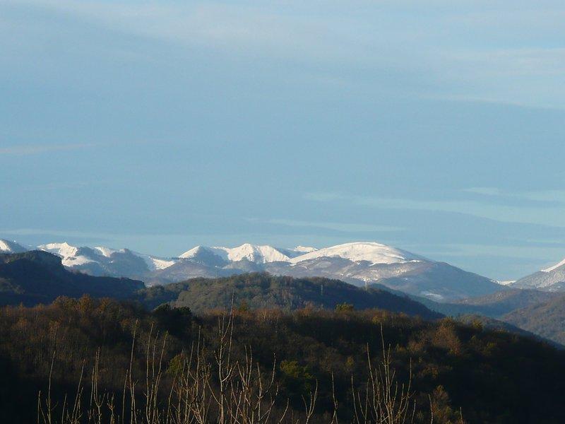 Chambre d'hôtes avec une merveilleuse vue sur les Pyrénées !, holiday rental in Rimont