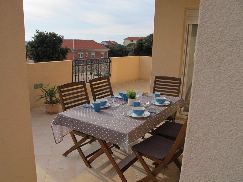 Bella Mandre 2, vacation rental in Mandre