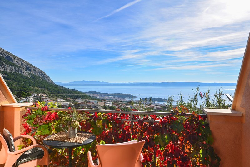 Apartment Bella Vista A2, location de vacances à Makarska