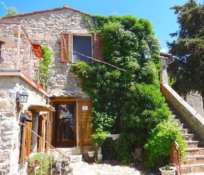 Casa del Sorriso, holiday rental in Pratolungo