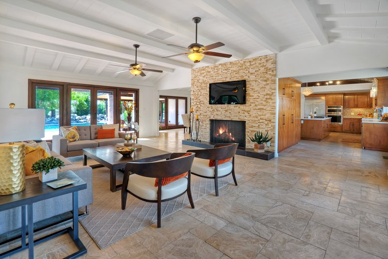 Brand New Listing-Private Luxury villa in heart of Palm Springs, holiday rental in Palm Springs
