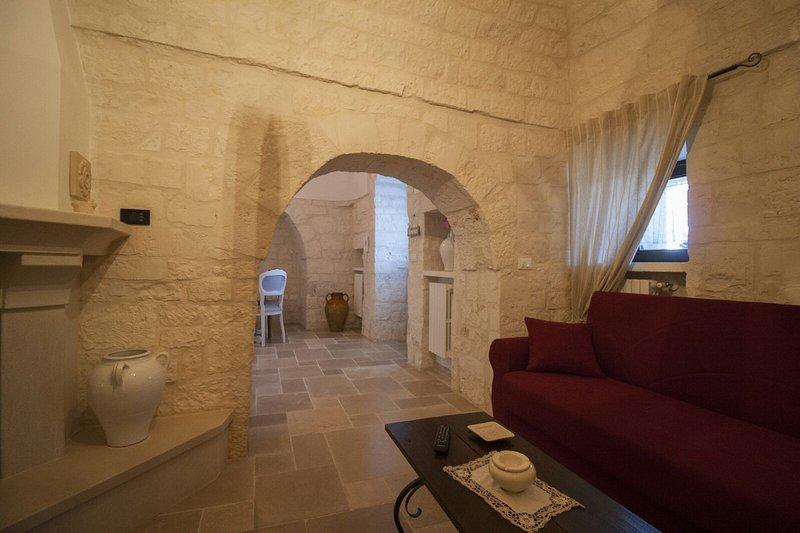 Casa Vacanza Trullo Demetra, alquiler de vacaciones en Cisternino