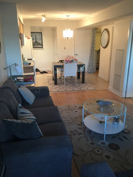 Lovely downtown Toronto Entire Condo, holiday rental in Toronto