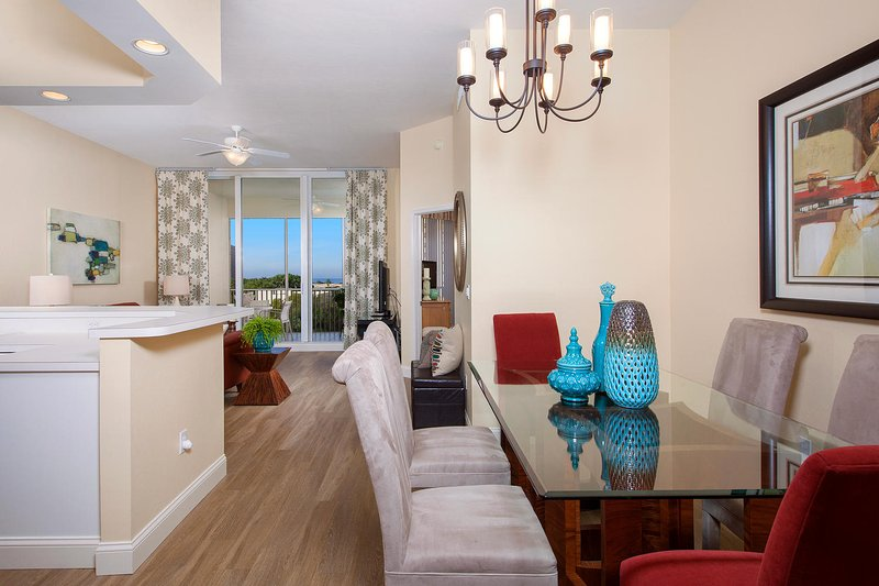 Open concept floor plan is perfect for entertaining.