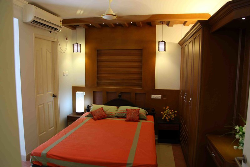 Three Bed Room Apartment, holiday rental in Kothamangalam
