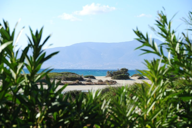 Glyfada apartment with sea view, holiday rental in Pyrgaki