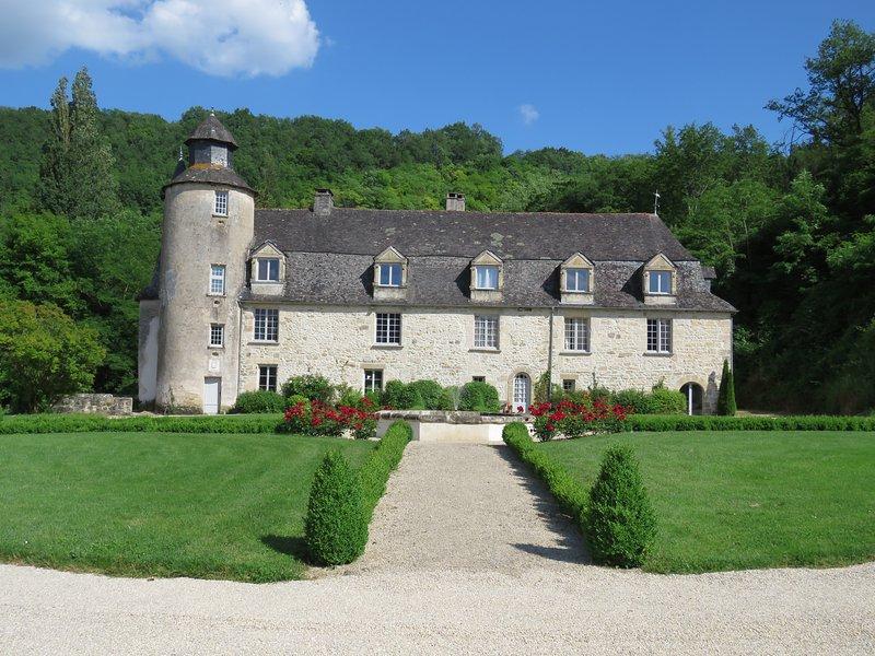 Château de Gaubert, holiday rental in Brignac-la-Plaine