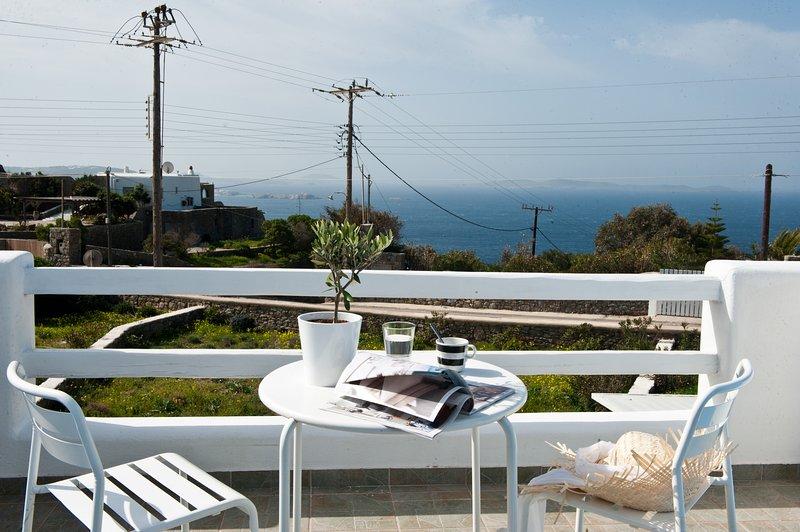 Sea Wind Complex - Maistros House, casa vacanza a Tourlos